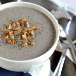 Low Fat Mushroom Soup
