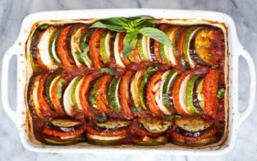 Paleo Vegetarian Ratatouille Recipe