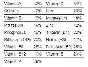 Vegan Chili NF 2