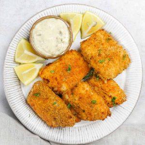 Healthy Air Fryer Fish