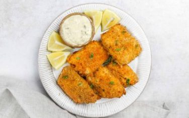 Healthy Air Fryer Fish Recipe