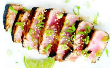 Pan Seared Ahi Tuna Recipe