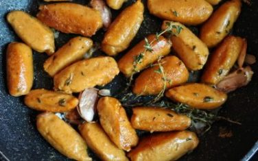 Vegan Pumpkin Gnocchi Recipe
