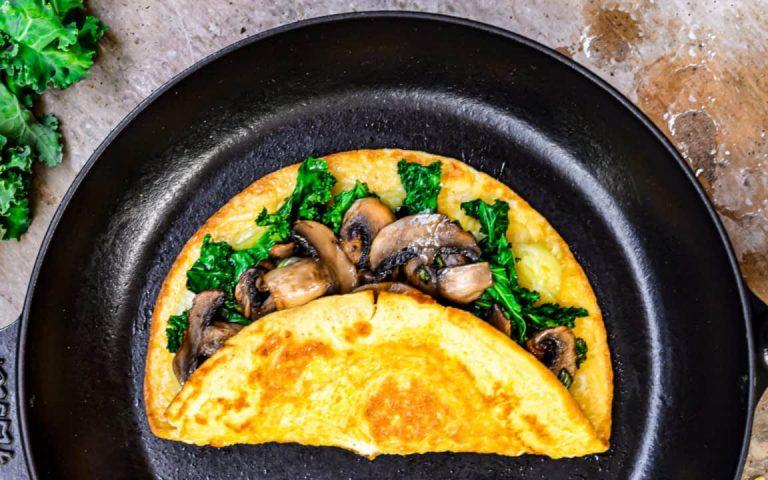 Veggie Omelette Recipe