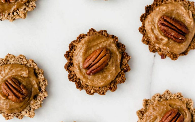 Healthy Pecan Pie Mini Recipe