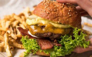 Keto Burger Buns