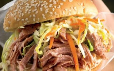 Low Cal Pulled Pork Sandwich Recipe