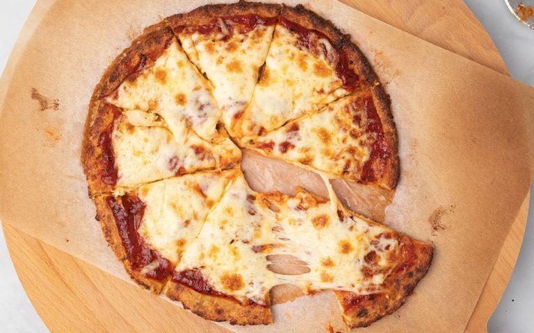 Simple Protein Pizza Crust Recipe