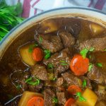 Beef Stew Low Carb Keto