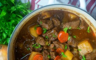 Beef Stew Low Carb Keto Recipe