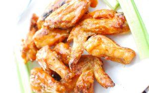 Crispy Chicken Wings Keto