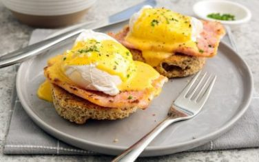 Eggs Benedict Keto Recipe