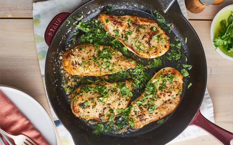 Keto Cilantro Chicken Recipe