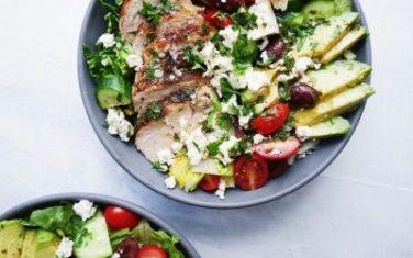 Keto Grilled Chicken Salad Recipe