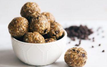 Protein Peanut Butter Balls Recipe