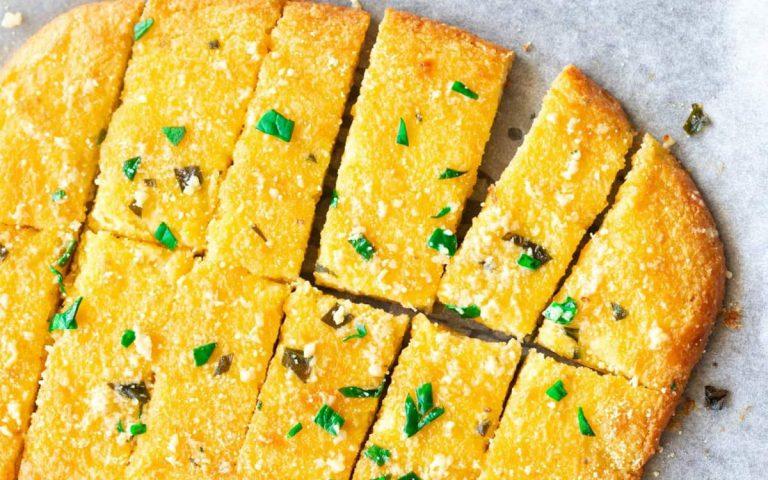 Garlic Bread Recipe Low Carb